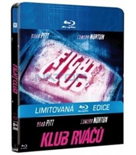 KLUB RVÁČŮ (Fight Club) - Blu-ray STEELBOOK