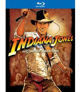 INDIANA JONES KOLEKCE - Blu-ray (5 BD)