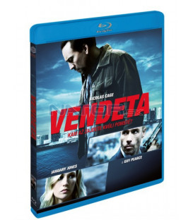 VENDETA  (Hungry Rabbit Jumps) - Blu-ray