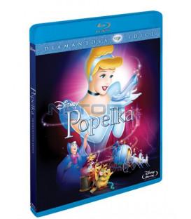 POPELKA (Cinderella 1950) diamantová edice - Blu-ray