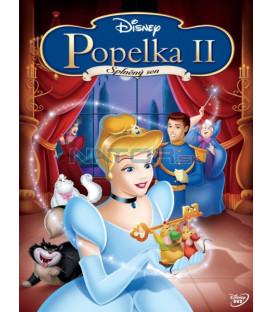 POPELKA 2: Splněný sen (Cinderella II: Dreams Come True) speciální edice