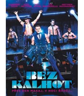 BEZ KALHOT (Magic Mike) DVD