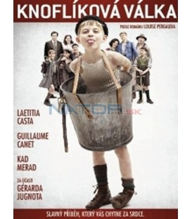 KNOFLÍKOVÁ VÁLKA ( War of the Buttons) 2011 DVD