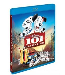 101 DALMATINŮ ( One Hundred and One Dalmatians) -speciální edice - Blu-ray
