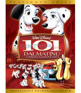 101 DALMATINŮ ( One Hundred and One Dalmatians) -speciální edice