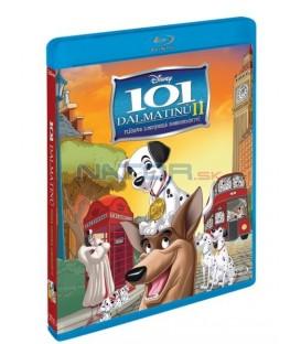 101 DALMATINŮ 2: FLÍČKOVA LONDÝNSKÁ DOBRODRUŽSTVÍ (speciální edice) - Blu-ray