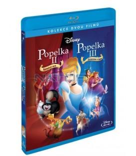 Popelka 2: Splněný sen SE + Popelka 3: Ztracena v čase SE (Blu-ray)