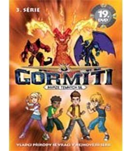 GORMITI – 19. DVD (GORMITI)