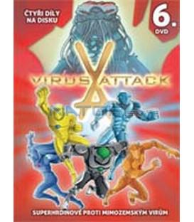 Virus Attack – 6. DVD – SLIM BOX