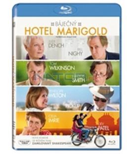 Báječný hotel Marigold ( The Best Exotic Marigold Hotel ) - Blu-ray
