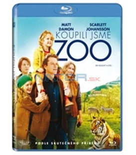 Koupili jsme ZOO (We Bought a Zoo) - Blu-ray