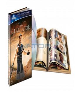 GLADIÁTOR (speciální edice 2BD) - Blu-ray DIGIBOOK