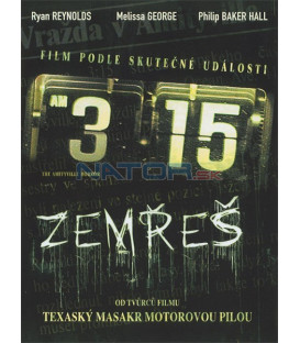 3:15 Zomrieš! (The Amityville Horror) DVD