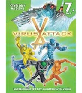 VIRUS Attack – 7. DVD – SLIM BOX