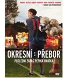 Kolekce Okresní přebor (film + seriál) Film (DVD) + TV seriál + kniha + tričko + plakát