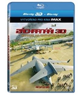 Záchranáři 3D ( Rescue 3D ) - Blu-ray