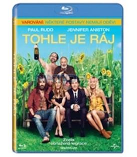 Tohle je ráj ( Wonderlust ) - Blu-ray