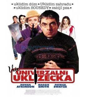 Univerzální Uklizečka (Keeping Mum) DVD
