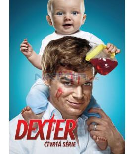 Dexter 4. série 3DVD  (Dexter Season 4)