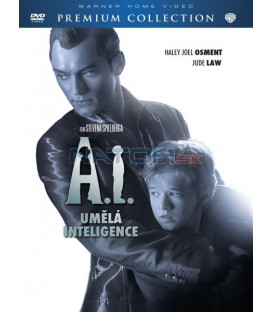 A.I. Umělá inteligence (A.I. Artifical Intelligence)  Premium Collection
