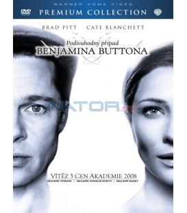 Podivuhodný případ Benjamina Buttona (Curious Case of Benjamin Button) - Premium Collection
