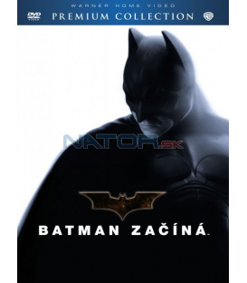 Batman začíná (Batman Begins) - Premium Collection DVD