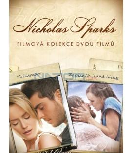 Kolekce Talisman+Zápisník jedné lásky 2DVD  (Kolekce Talisman+Zápisník jedné lásky (2 DVD))