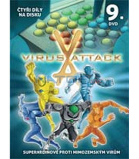 Virus Attack – 9. DVD – SLIM BOX