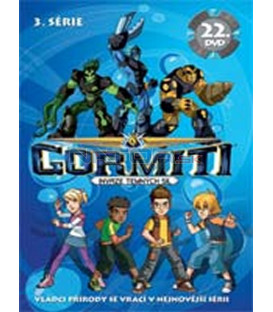 GORMITI – 22. DVD