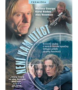 Není kam utéct (A Lonely Place To Die) DVD