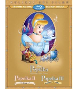 Kolekce: Popelka 1-3. 2 x Blu-ray