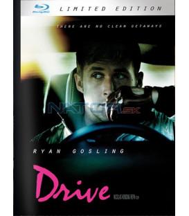 Drive SE s knihou (Blu-ray)  (Drive SE)