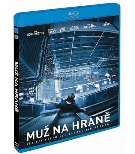 Muž na hrane (Man on a Ledge) - BLU-RAY