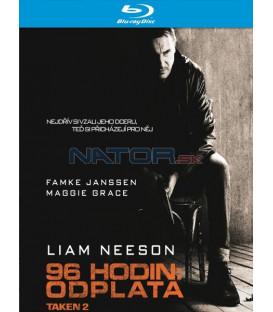 96 hodín: Odplata (Taken 2) - Blu-ray