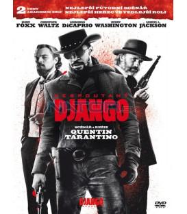 NESPOUTANÝ DJANGO (Django Unchained) DVD