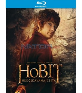 HOBIT: NEOČEKÁVANÁ CESTA (The Hobbit: An Unexpected Journey) - Blu-ray