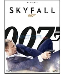 SKYFALL (JAMES BOND 007) - Blu-ray Limitovaná edice s rukávem