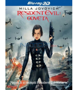 Resident Evil 5: Odveta (Re5ident Evil: Retribution) 3D (Blu-Ray 3D)