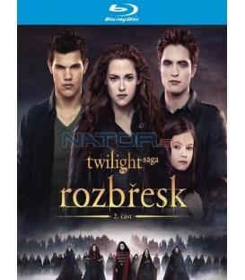 TWILIGHT SÁGA: ROZBŘESK - 2. ČÁST - Blu-ray (The Twilight Saga: Breaking Dawn: Part Two) - Blu-ray