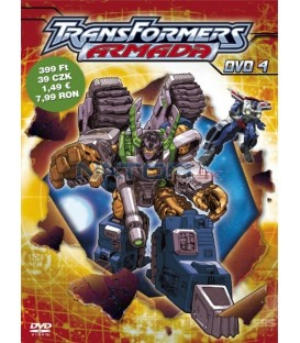 Transformers: Armada - 4 DVD (Transformers: Armada)