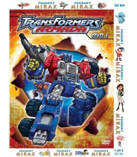 Transformers: Armada - 1 DVD (Transformers: Armada)