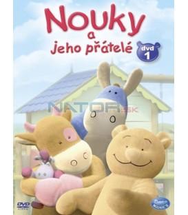 Nouky a jeho přátelé - DVD 1 (Nouky & ses amis)