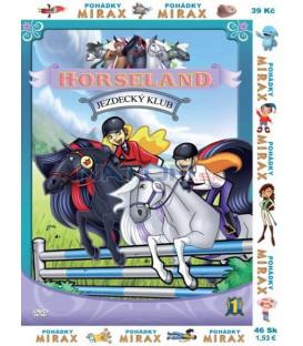 Horseland - Jezdecký klub 1 (Horseland) DVD