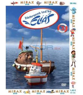 Záchranná loďka Eliáš 3 (Elias: The Little Rescue Boat) DVD