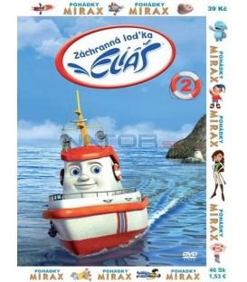 Záchranná loďka Eliáš 2 (Elias: The Little Rescue Boat) DVD