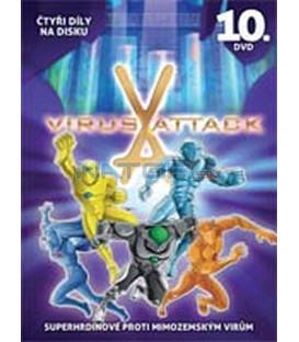 virus Attack – 10. DVD – SLIM BOX