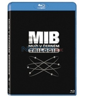 Muži v černém 1, 2, 3 ( Men In Black 1, 2, 3) - Blu-ray