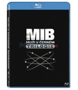 Muži v černém 1, 2, 3 ( Men In Black 1, 2, 3) - Blu-ray