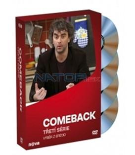 Kolekce Comeback 3 série – 4 DVD / 2010