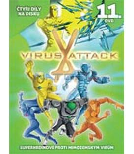 virus attack – 11. DVD – SLIM BOX
